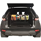 Trunk Organizer by Tidy Ridey — Folding Car Organiser — Car Storage Chest — Holds Vehicle Safety Items, Car Cleaning Tools, & Jumper Cables — Easy, Versatile & Convenient Storage