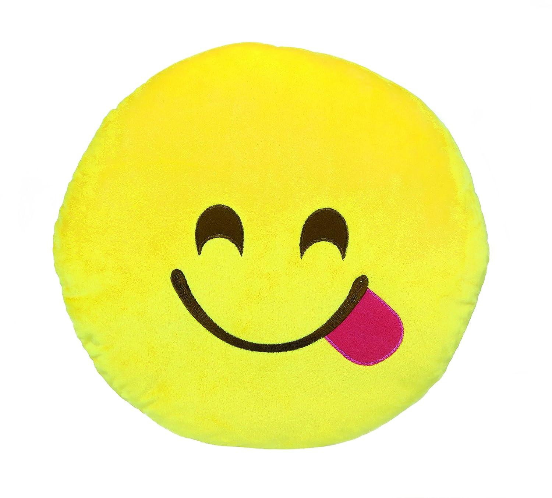 Amazon.com: Peluches Emoji con caras de emojis Kids ...