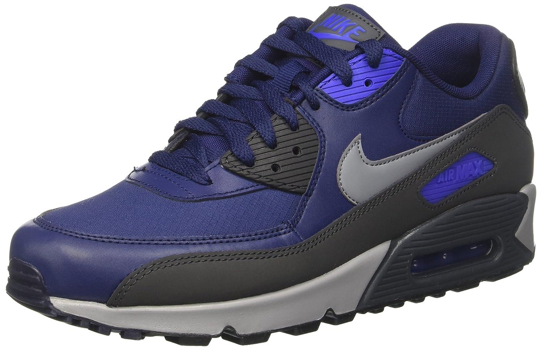 Nike Herren Hose Modern Fit Washed  44 EU|Blau (Binary Blue/Cool Grey-anthracite-wolf Grey)