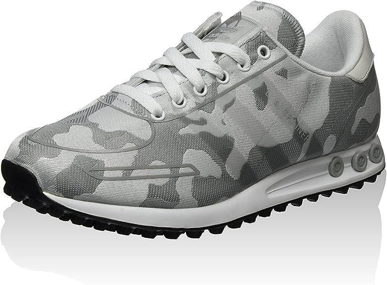 adidas La Trainer Weave Chaussures, Gris, 39 13 EU: Amazon