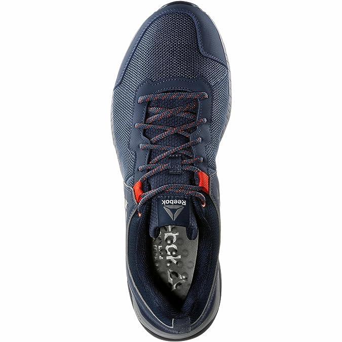 Reebok DMX Lite Katak, Chaussures de Gymnastique Homme, Blau (Smoky Indigo/Collegiate Navy/Flint Gry/O), 41 EU
