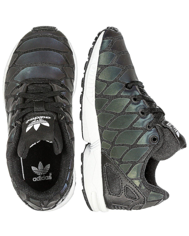 Adidas Zx Flujo Xenopeltis Serpiente Amazónica Reflectante 850ncZqRL1