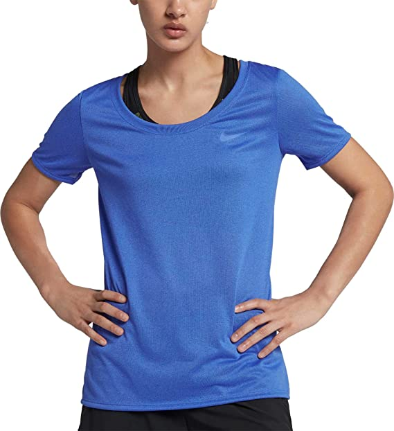 Nike Womens Yoga Running T-Shirt