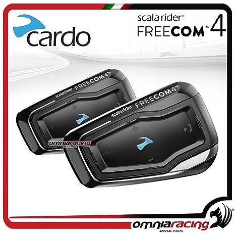 Cardo System FREECOM4 Intercomunicador Freecom 4 Duo, Talla única