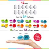 MOBIUS Toys Matching Eggs
