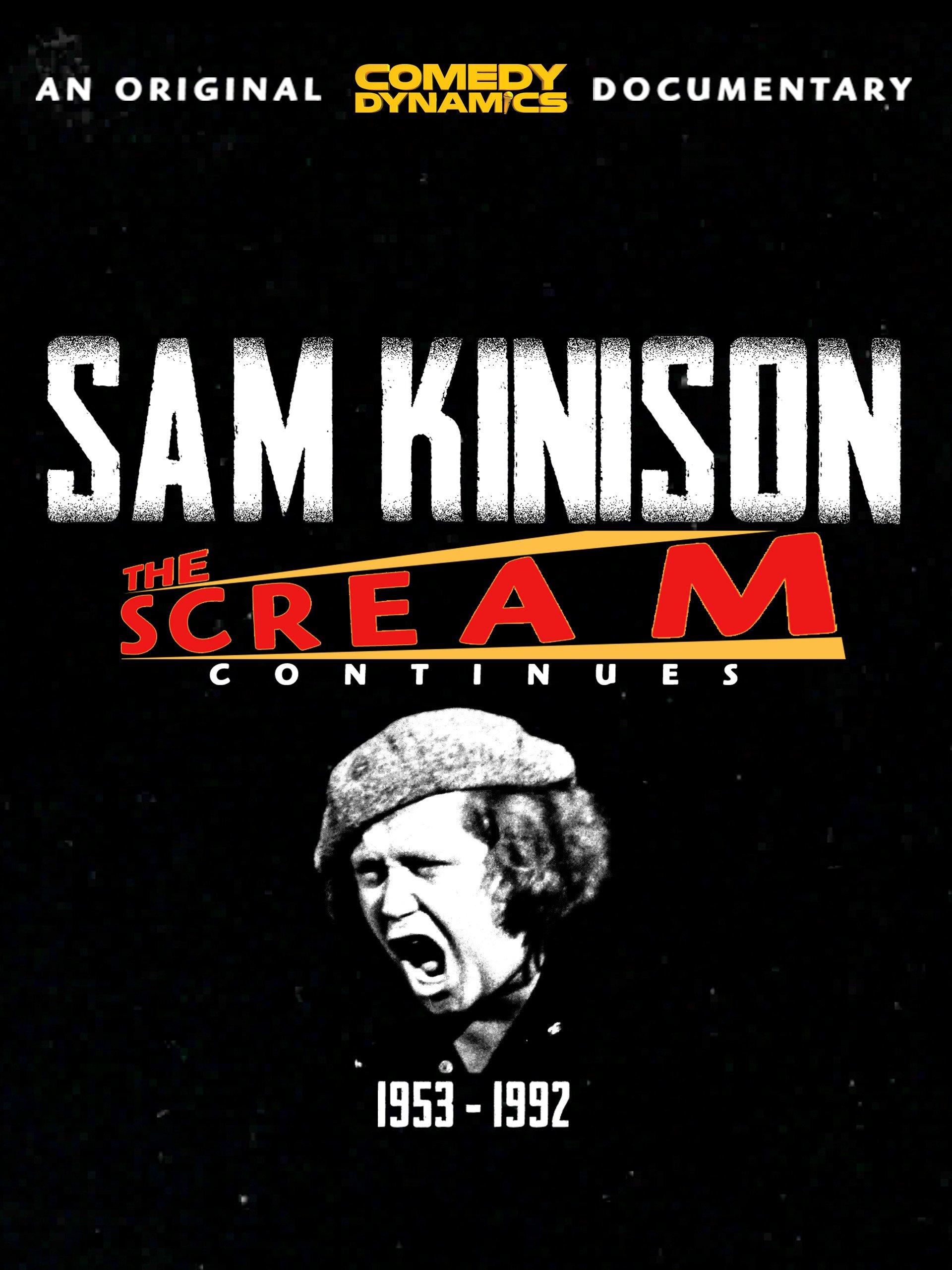 Sam Kinison: The Scream Continues on Amazon Prime Video UK