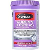 Swisse Womens 65+ Ultivite 60 Tab
