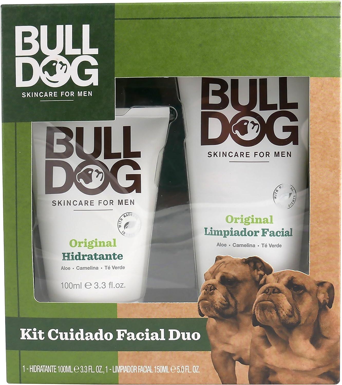 Bulldog Cuidado Facial para Hombres PACK - Set Cuidado Facial Duo ...