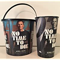 James Bond: No Time To Die Movie Theater Exclusive 13044 oz Tub & Cup Collector