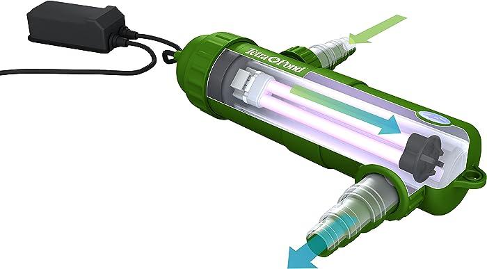Pond-UV-Clarifier