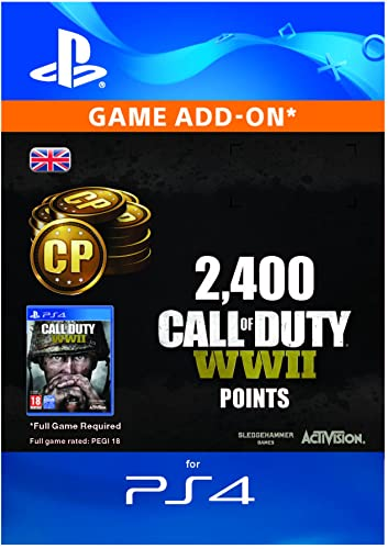 call of duty ww2 download code ps4