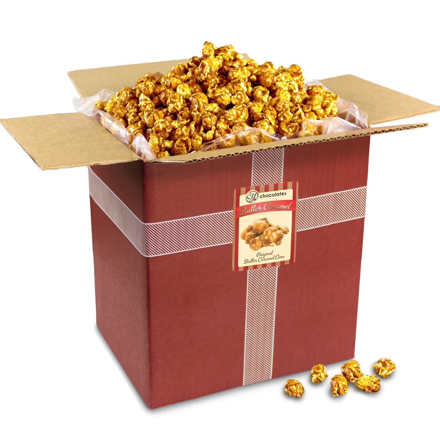 Golden State Fruit Bulk Butter Caramel Corn