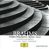 Brahms: Complete String Quartets, Quintets & Sextets (DG Collectors Edition)