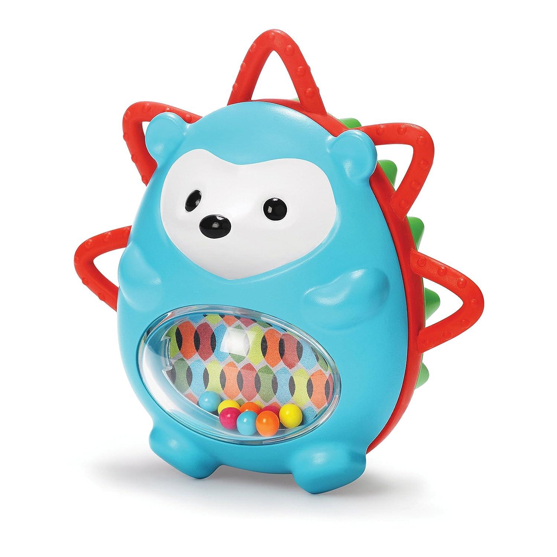 Skip Hop Explore and More Click Clack Toy, Hedgehog 303150