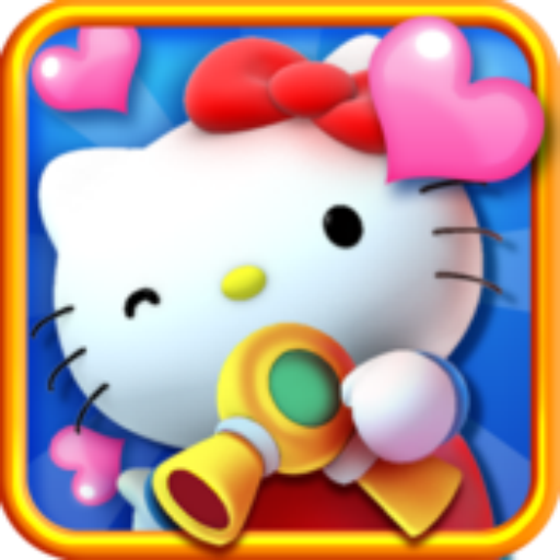 Hello Kitty Run - Best Free Fun & Addictive Adventure Animal Games For Kids,Boys & Girls