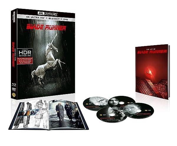 Blade Runner - Blu-Ray 4K - Édition 35ème anniversaire 81fRt5zCMTL._SL600_