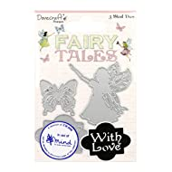 Dovecraft Premium Fairy Tales Collection Die, Multicolour, 1