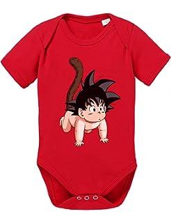 Son Goku Baby Baby Bebé Body Dragon Master Son Ball Vegeta ...