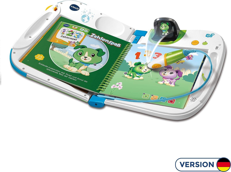 Amazon.es: Vtech- Sistema de libro de aprendizaje, Multicolor (80 ...