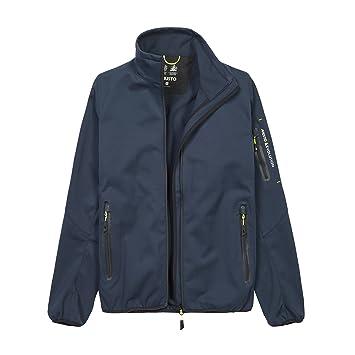d7646447e Musto Mens Crew Softshell Coat Jacket Navy - Easy Stretch Breathable ...