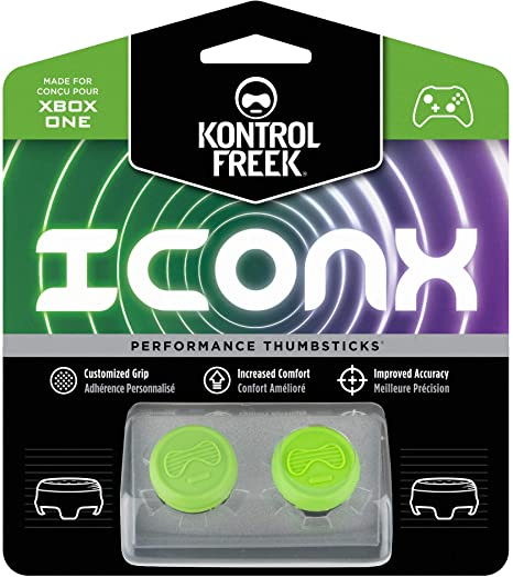 KontrolFreek Icon X Performance Thumbsticks para XBOX One   2 ...