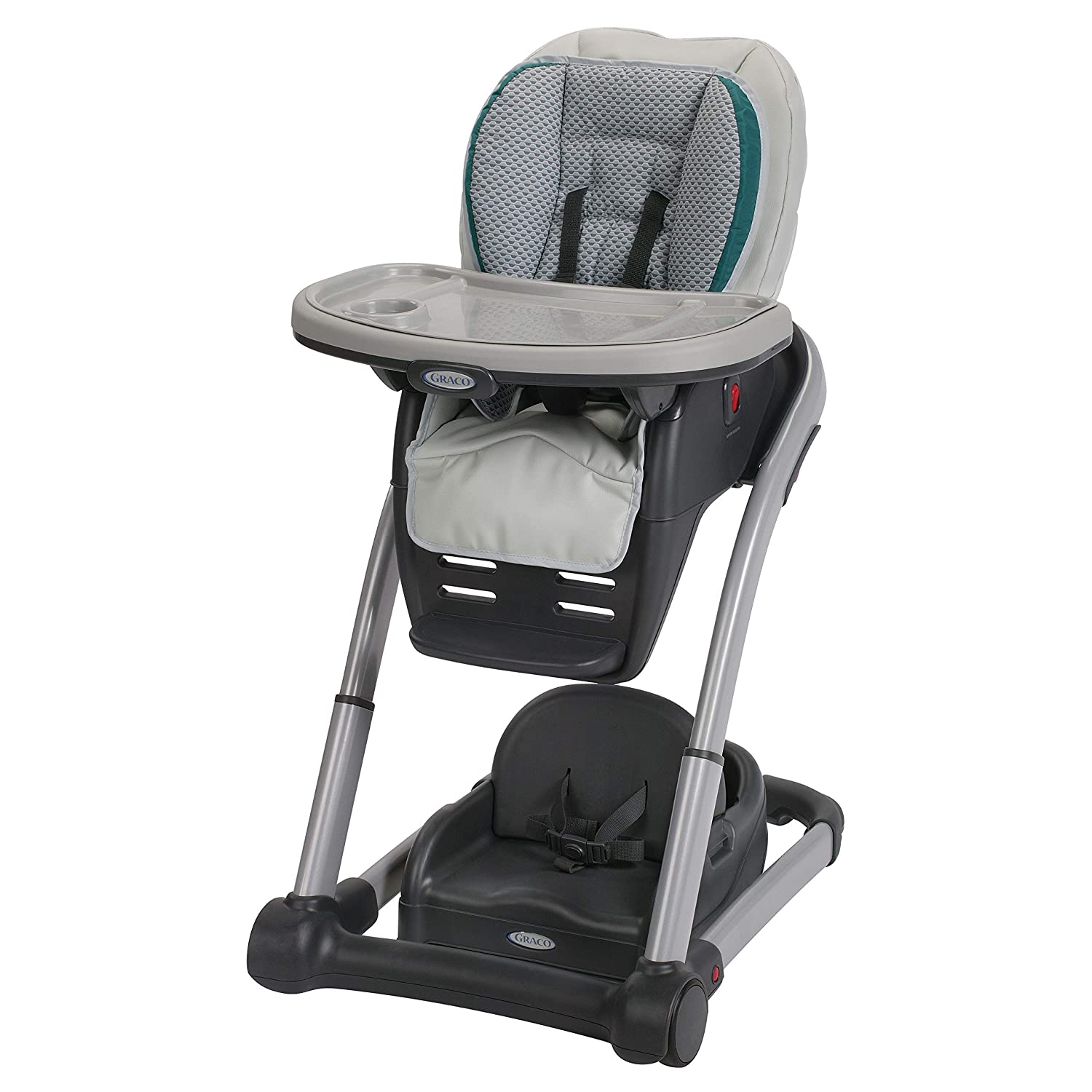 Amazon Com Graco Blossom 6 In 1 Convertible High Chair Sapphire