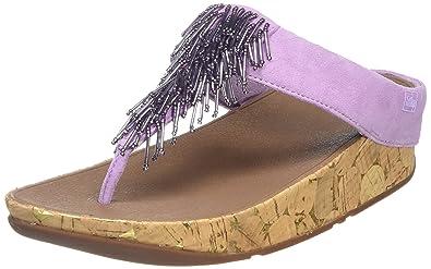 24e385099ecf Fitflop Women s Cha Open Toe Sandals  Amazon.co.uk  Shoes   Bags