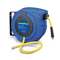 Deals on GOODYEAR Air-Hose-Reel Retractable 3/8Inch x 50-Feet