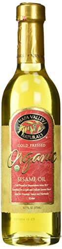 Napa Valley Naturals Oil Sesame Cold Pressed