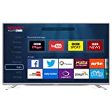 Sharp 55-Inch Widescreen 3D 1080p Full HD Smart TV with Freeview HD - Silver [Energy Class a_plus]