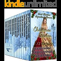 Christmas Wishes: 15 Book Bumper Box Set of Sweet Clean Christmas Romance Stories: Mail Order Bride, Historical Romance, Western Romance, Regency Romance, Amish Romance, Inspirational Romance