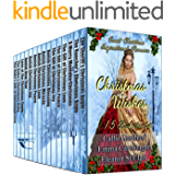 Christmas Wishes: 15 Book Bumper Box Set of Sweet Clean Christmas Romance Stories: Mail Order Bride, Historical Romance, Western Romance, Regency Romance, Amish Romance, Inspirational Romance