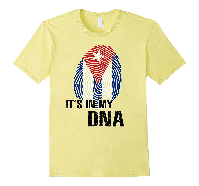 Cuba In My DNA – Cuba Pride T-Shirt
