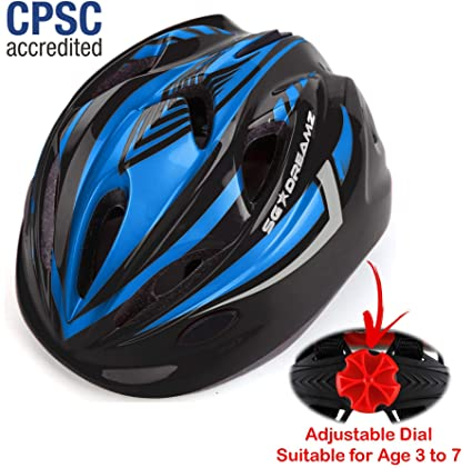 b44e32f8dc2 Amazon.com   Kids Bike Helmet for Bicycle Cycling