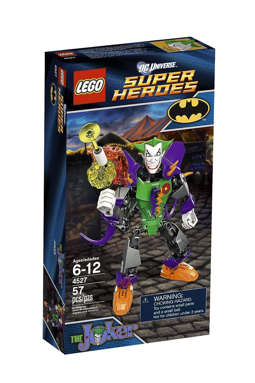 LEGO DC Comics Super Heroes The Joker 57pieza(s) juego de construcción - juegos de construcción (Multicolor, 6 año(s), 57 pieza(s), 12 año(s))