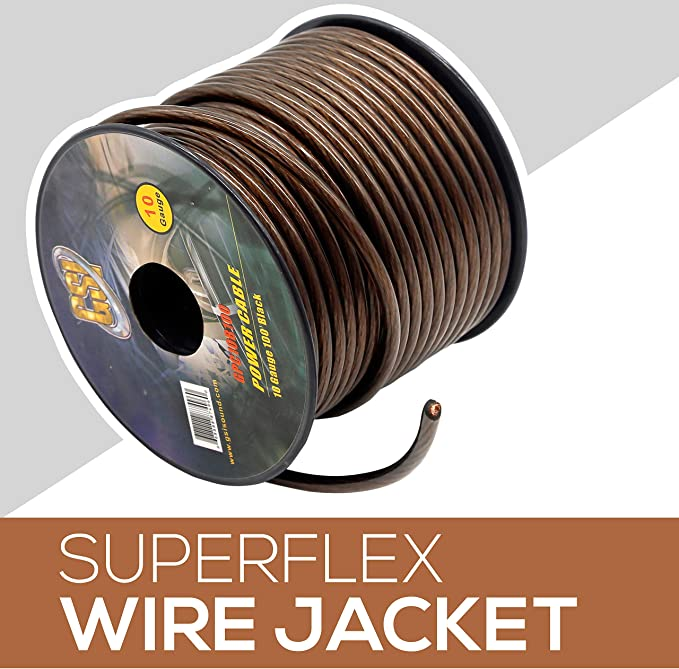 ZJiaqi-Brass wire 1pcs 10meter UL-1007 20 AWG Color : White , Specification : 20 AWG optional wire and cable tinned copper wire DIY electronic wire stranded wire DIY Craft Tool 10 color