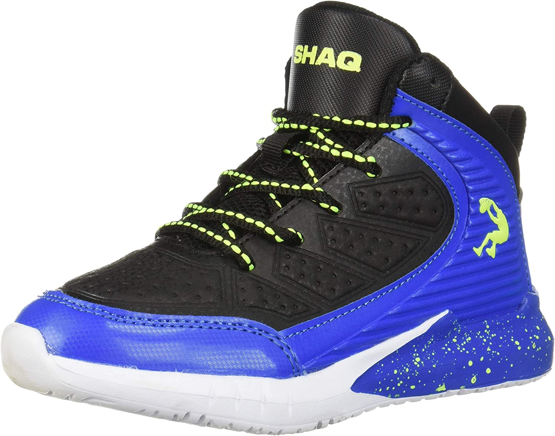 Black//Blue Shaq Precision Sneaker
