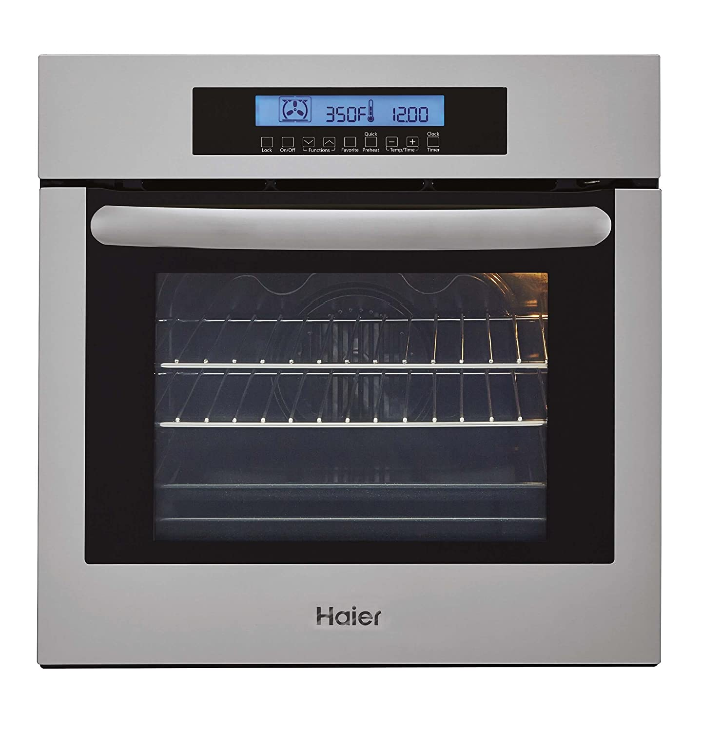"""24"""" Self-Cleaning Electric Single Wall Oven"""