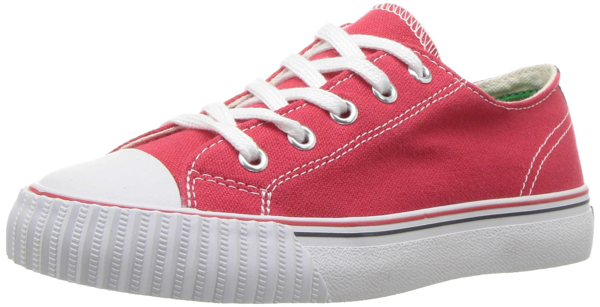PF Flyers Boys' KC2002RD, Red, 1 Medium US Little Kid