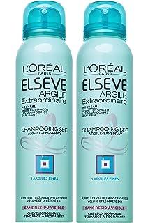 Shampoing sec maison cheveux gras