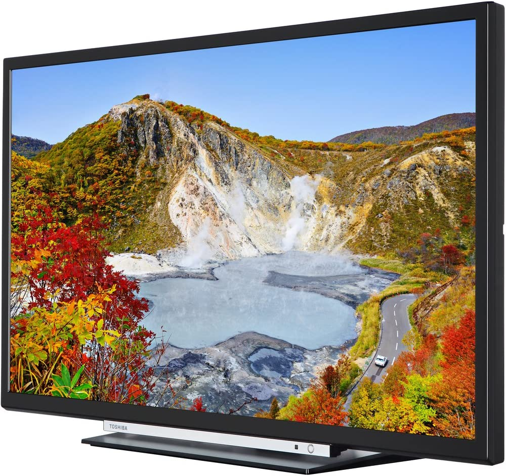 Toshiba 24W3753 - TV: Toshiba: Amazon.es: Electrónica