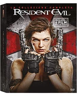 Resident Evil: Degeneration Exclusive Blu-ray Steelbook + Bonus ...