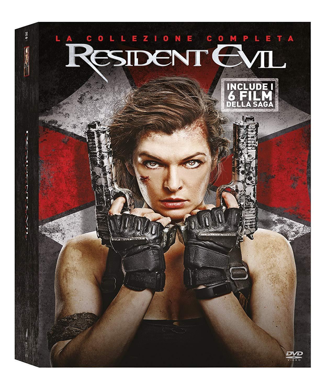 Resident Evil Collection (6 Dvd): Amazon.es: Ashanti, Tomandandy ...