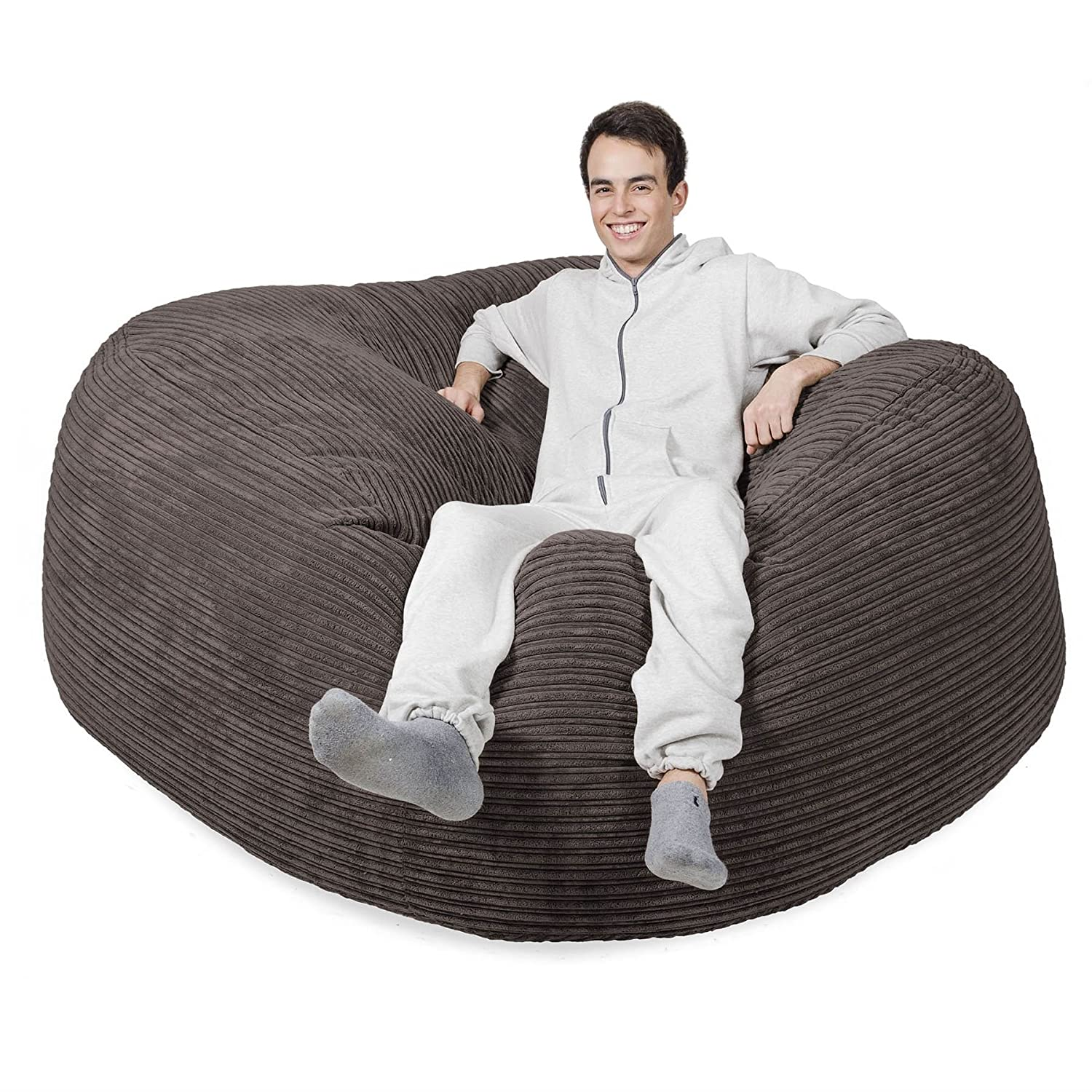mega mammoth sofa bean bag mink sofa menzilperde net. Black Bedroom Furniture Sets. Home Design Ideas