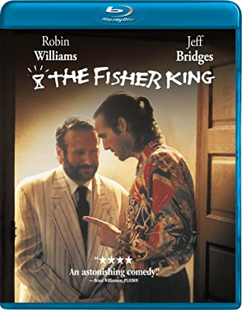 Amazoncom The Fisher King Blu Ray Jeff Bridges Robin Williams