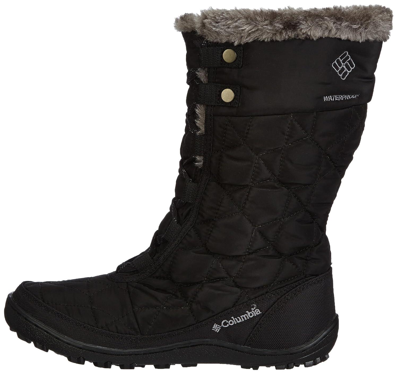 8 UK Columbia Minx Mid II Omni-Heat 41 EU 010 Noir Chaussures Multisport Outdoor femme