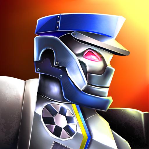 robot arena 3 - 4