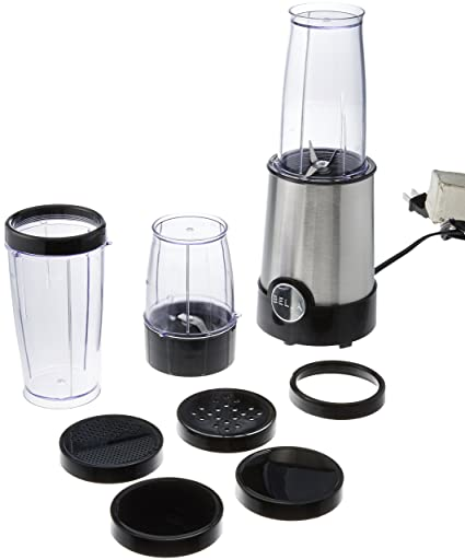 Amazon.com: Bella 12 Piece Rocket Blender Color: Black ...