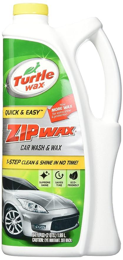 Amazon Com Turtle Wax T79 64 Oz Zip Waxa Car Wash Automotive