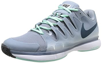 New Nike Mens Zoom Vapor 95 Tour Tennis Shoes GreyMint 105